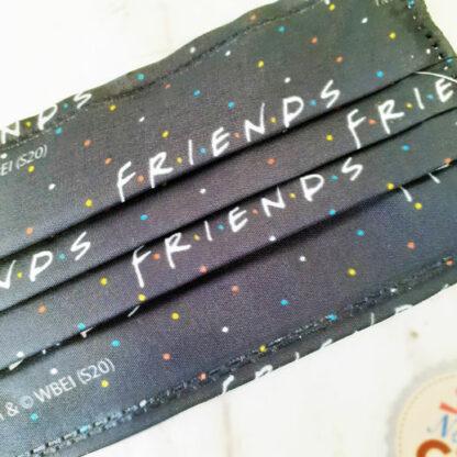 Friends - Masque barrière lavable pour adulte