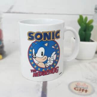 Mug Sonic - The Hedgehog