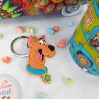 Porte clés Scooby-Doo - Visage Scooby-Doo