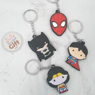 Porte clé - Wonder Woman personnage 3D