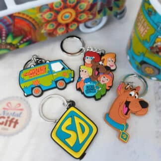 Porte clé Scooby Doo - The Mystery Machine