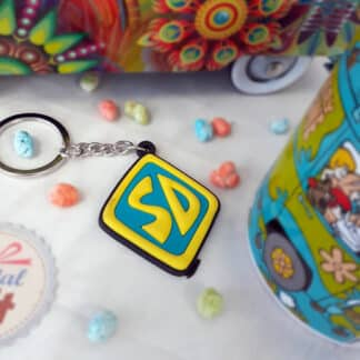 Porte clés Scooby-Doo - Logo