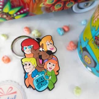 Porte clés Scooby-Doo - Personnages