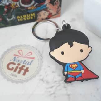 Porte clé  - Superman personnage 3D