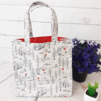 Sac shopping imperméable - Winnie L'ourson