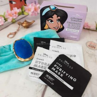 Kit Bandeau et masques de beauté - Princesse Jasmine (Disney)