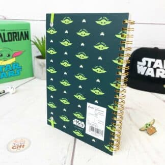 Star Wars cahier A5 The Mandalorian -  The Child