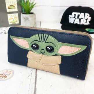 Star Wars The Mandalorian - Portefeuille Bébé Yoda