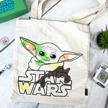 Star Wars - Tote bag The Mandalorian bébé Yoda