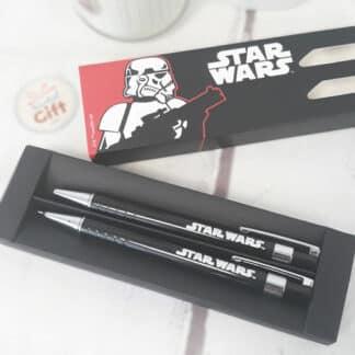 Set stylo et critérium - Star Wars Dark Vador