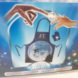 E.T l'extraterrestre - Tablier et gant de cuisine