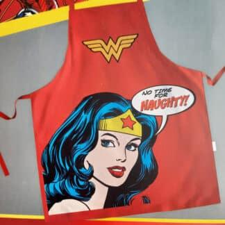 Wonder Woman- Tablier de cuisine Wonder Woman