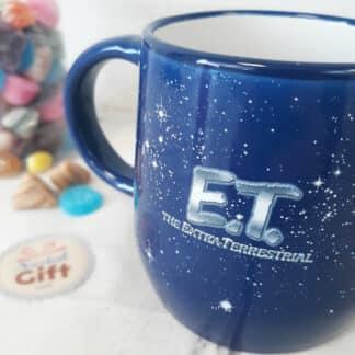 Mug arrondi E.T. l'extra-terrestre