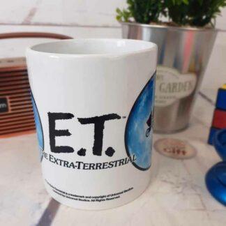 Mug E.T l'extra-terrestre - Vélo dans la lune