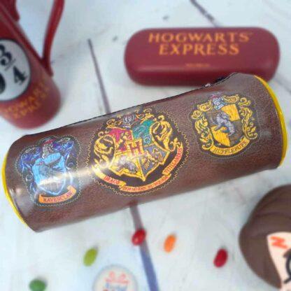 Harry Potter - Trousse ronde Blason
