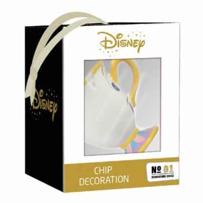 Décoration de noël à suspendre Disney - La belle et la bête Zip