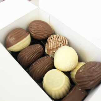 Ballotin de chocolat Belges - 17 chocolats