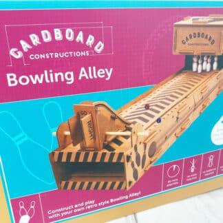 Kit piste de bowling rétro - à construire
