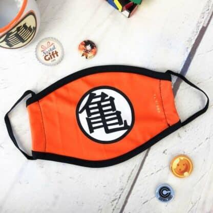 Dragon ball - Masque barrière lavable pour adulte symbole