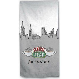 Friends - Drap de bain Center Perk ( 70 x 140 cm)