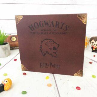 Harry Potter - Coffret cadeau papeterie : cahier, stylo et carte du maraudeur
