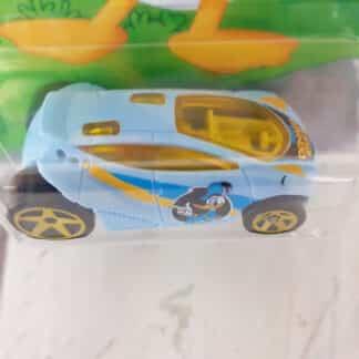 Disney - Petite voiture Hot Wheels Donald Duck