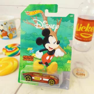 Disney - Petite voiture Hot Wheels Mickey Mouse