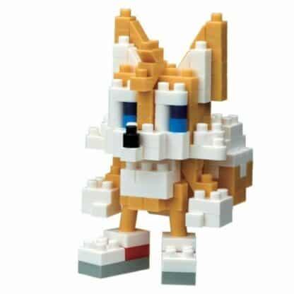 Nanoblock - Tails - Sonic The Hedgehog - Figurine mini à monter