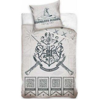 Harry Potter - Parure / Housse de lit en coton (140 x 200 cm)