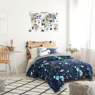 Couette lit Astro avec coussin nuage