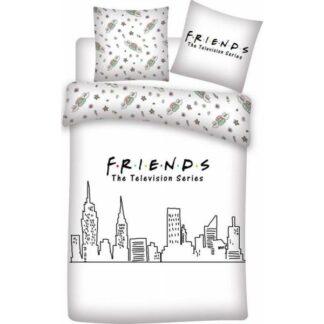 Friends - Parure / Housse de lit 2 personnes (240 x 220 cm)