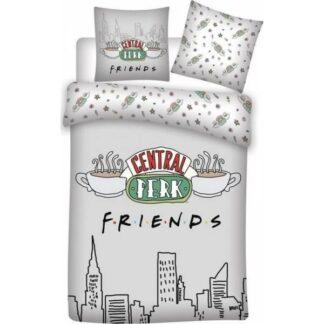 Friends - Parure / Housse de lit Central Perk 1 personne (140 x 200 cm)