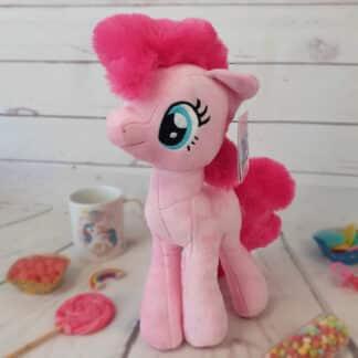 Grande Peluche Mon Petit Poney- Pinkie Pie 27 cm (Rose)