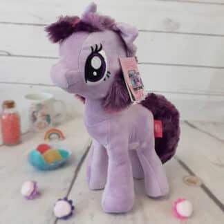 Grande Peluche Mon Petit Poney- Twilight Sparkle 27 cm (Violet)