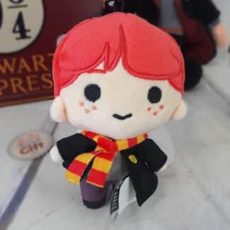 Petite peluche porte-clés Harry Potter - Ron (12 cm)