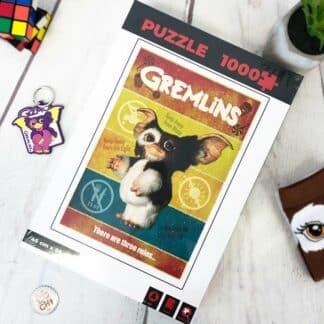 Gremlins - Puzzle 1000 pièces Gizmo