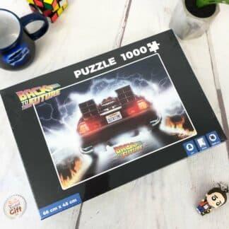 Retour vers le futur - Puzzle 1000 pièces out a time