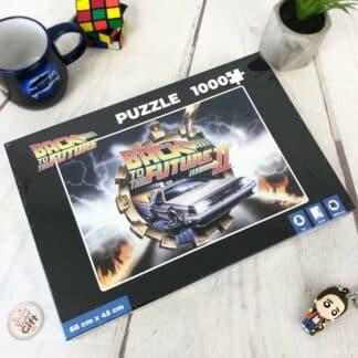 Retour vers le futur II - Puzzle 1000 pièces