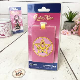 Sailor Moon - Étiquette de Bagage broche