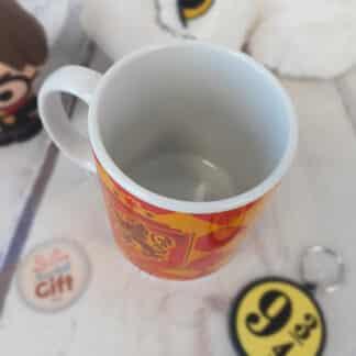 Petite peluche porte-clés Harry Potter - Hermione (12 cm)