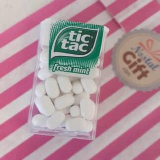 Tic Tac - Menthe fraiche 18g