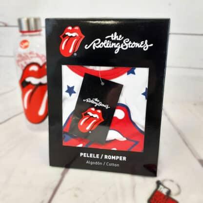 The Rolling Stones - Barboteuse body pour bébé