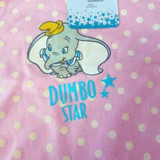 Disney - Barboteuse body Dumbo rose pour bébé