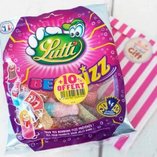 Lutti  - Best Fizz ( 110 g )
