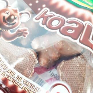 Lutti - Guimauves koala en chocolat au lait et arôme naturel de vanille  ( 100 g )