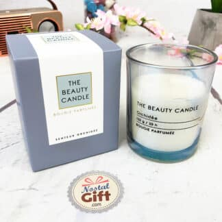 The Beauty Candle -  Bougie Parfumée senteur Orchidée