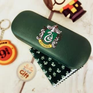 Etui à lunette Harry Potter- Serpentard