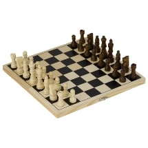 Jeu de société - Jeu d'échecs pliable (Goki)