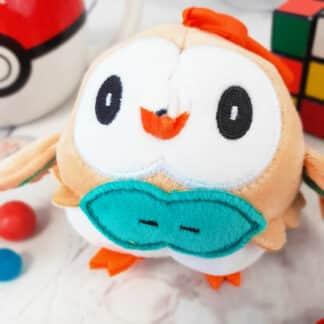 Pokémon - Peluche porte-clés Brindibou ( 9 cm )
