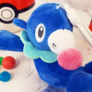 Pokémon - Peluche porte-clés Otaquin ( 9 cm )